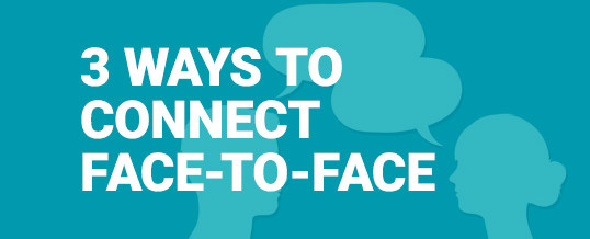 3 Ways to Connect Face-to-Face at Northern Green Virtual