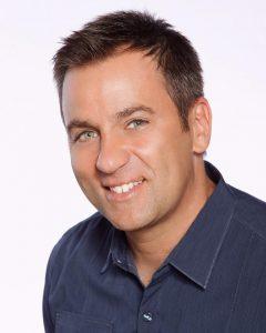 Comedian: John Heffron